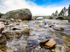 Pont romain (penelope64) Tags: lozère olympusem1 france cévennes pont rivière paysage nature