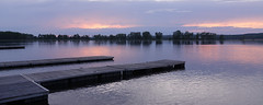 Sunset over the Ottawa River / Coucher de soleil sur la rivière des Outaouais (GEMLAFOTO) Tags: sunset coucherdesoleil rivière river rivièredesoutaouais ottawariver clarencerockland michelgauthier nikond7100