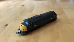 47714 Trix NOHAB in BR blue (looper23) Tags: nohab trix loco br blue n gauge model railway august 2019