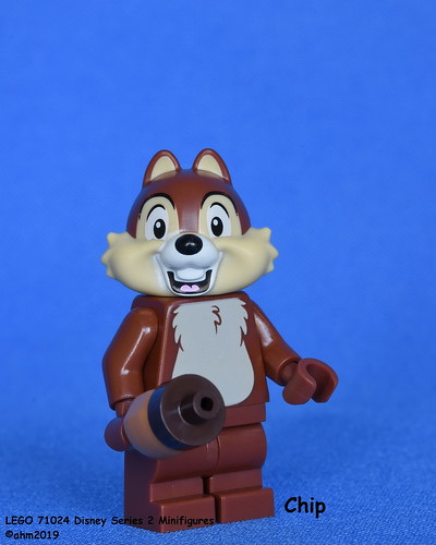 LEGO 71024 Disney Series 2 Minifigures 07 Chip - a photo on