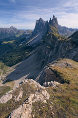 Parco Naturale Cisles-Odle (ttarpd) Tags: dolomites italy europe unesco world heritage site worldheritagesite naturalheritage alps nature landscape seceda val gardena valgardena south tyrol alpediseceda parco naturale cislesodle puezodle naturepark reserve odle odlegroup oritsei bolzano fermeda towers granfermeda picfermeda