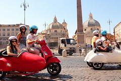 Italian postcard (arturo.orgaz) Tags: city italy culture canon rome lifestyle eos 77d efs 24 mm f28 stm