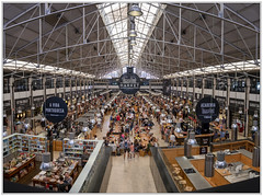 Time Out - Lisbon (George Pacini) Tags: lisbon food timeout market architectural