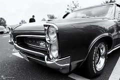 Pontiac GTO Black & White