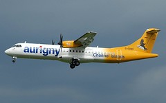 (Riik@mctr) Tags: manchester airport egcc gcobo ringway airfield runway aurigny air services atr 4272 msn 852