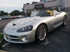 2005 Dodge Viper SRT-10 (splattergraphics) Tags: 2005 dodge viper srt10 roadster mopar