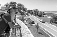 South Haven, Michigan (Troy Strane) Tags: summer americanlegion southhaven michigan pier lake water biker nikon d850