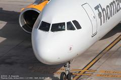 All OK! (Ernesto Imperato - Firenze (Italia)) Tags: airbusa321 airbus lyved thomascook napoli capodichino nap lirn canon eos