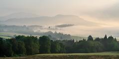 Maidin Rouk | Gartmore | Scotland (http://www.richardfoxphotography.com) Tags: gartmore mentith thetrossachs scottishhighlands sunrise fog mist sky outdoors village