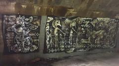 HUR 2019 (svennevenn) Tags: hur eirikfalckner bergengraffiti graffitibergen gatekunst streetart sandviksbatteriet bergen