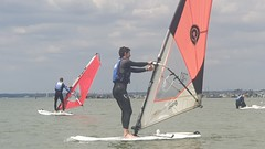 Beginners Windsurfing Lessons - July 2019