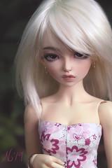 Nika (ban sidhe) Tags: mnf minifeealicia mod fairyland bjd doll
