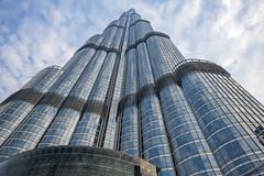 Burj Khalifa - 829 m from the botton to the top (Hannes Rada) Tags: burjkhalifa dubai