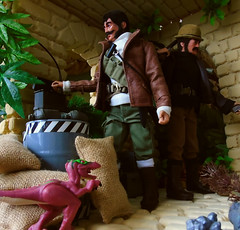 C'mon Chas (Blondeactionman) Tags: action man bamhq diorama doll photography one six scale playscale custom teegan wilberforce chas anderson
