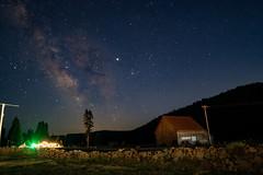 The Milky Way taken from the Village Inn during the international dark skies festival. (IonCats) Tags: canon nightsky milkyway staradventurer lassenvolcanicnationalpark internationaldarkskiesfestival