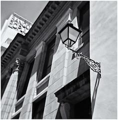 Lomography (Black and White Fine Art) Tags: holga holga120n plasticcamera camaraplastica toycamera camaradejuguete kodakbw400cnexp2007 kodakd76 sanjuan oldsanjuan viejosanjuan puertorico niksilverefexpro2 lightroom3 bn bw