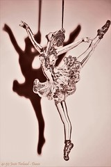 41-52 Josée Ferland - Danse (Josée Ferland) Tags: ballet ballerine ombre