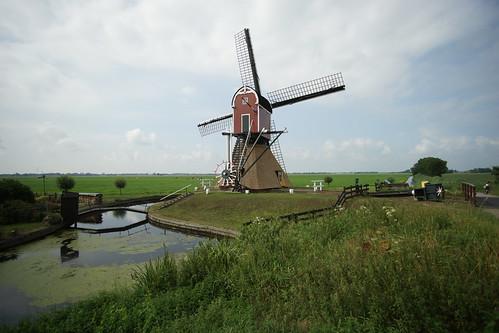 Lagenwaardse molen