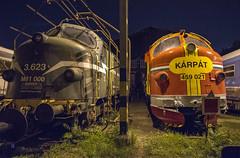 Di3.623; 459 021 (Csundi) Tags: railroad nohab karpatvasut budapest hungary