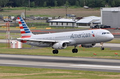 American Airlines (AA) - Airbus 321-200 - N586UW - Portland International Airport (PDX) - June 3, 2015 5 241 RT CRP (TVL1970) Tags: nikon nikond90 d90 nikongp1 gp1 geotagged nikkor70300mmvr 70300mmvr aviation airplane aircraft airlines airliners portlandinternationalairport portlandinternational portlandairport portland pdx kpdx n586uw americanairlines aa airbus airbusindustrie airbusa321 airbusa321200 a321200 airbusa321231 a321231 a321 a320family a320 internationalaeroengines iae iaev2500 v2500 v2533a5