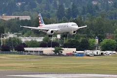 American Airlines (AA) - Airbus 321-200 - N586UW - Portland International Airport (PDX) - June 3, 2015 5 236 RT CRP (TVL1970) Tags: nikon nikond90 d90 nikongp1 gp1 geotagged nikkor70300mmvr 70300mmvr aviation airplane aircraft airlines airliners portlandinternationalairport portlandinternational portlandairport portland pdx kpdx n586uw americanairlines aa airbus airbusindustrie airbusa321 airbusa321200 a321200 airbusa321231 a321231 a321 a320family a320 internationalaeroengines iae iaev2500 v2500 v2533a5