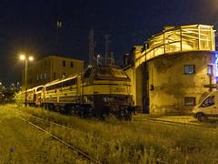 M61 002;  5201 (Csundi) Tags: railroad nohab budapest hungary decay