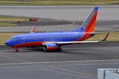 Southwest Airlines (SWA) - Boeing 737-700 - N225WN - Portland International Airport (PDX) - June 3, 2015 5 231 RT CRP (TVL1970) Tags: nikon nikond90 d90 nikongp1 gp1 geotagged nikkor70300mmvr 70300mmvr aviation airplane aircraft airlines airliners portlandinternationalairport portlandinternational portlandairport portland pdx kpdx n225wn southwestairlines southwest swa boeing boeing737 boeing737700 b737 b737ng 737ng 737 737700 737700wl boeing7377h4 7377h4 7377h4wl aviationpartners winglets cfminternational cfmi cfm56 cfm567b24