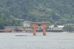 Itsukushima, Japan, September 2017