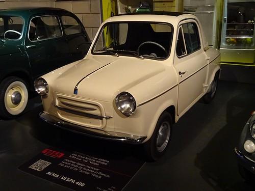 1958 ACMA Vespa 400
