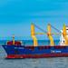 BBC Hudson Arriving Aberdeen Harbour 03/08/2019