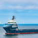 Troms Capella Arriving Aberdeen Harbour 03/08/2019