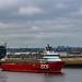 Skandi Rona Departing Aberdeen Harbour 03/08/2019.