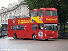 Transdev York 4001 - BYX 115V (Cymru Coastliner) Tags: transdev york mcwmetrobus byx115v bus transdevyork citysightseeing londontransport m115
