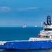 NAO Power Departing Aberdeen Harbour 03/08/2019.