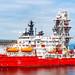Seawell Arriving Aberdeen Harbour 03/08/2019