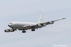 [ORY] Israeli Air Force Boeing 707-3L6C _ 272 (thibou1) Tags: thierrybourgain ory lfpo orly spotting aircraft airplane nikon d810 tamron sigma israeliairforce boeing boeing707 b707 boeing7073l6c 272 landing military