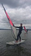 Improver Windsurfing Lessons - July 2019