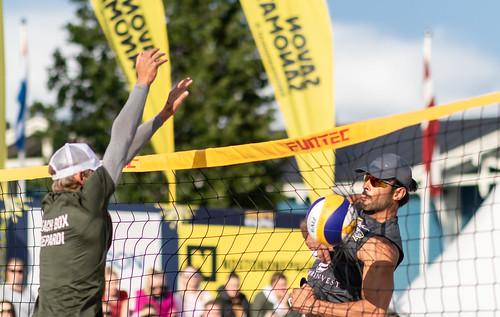 Sunsets Kuopio beach volley tournament 4-2