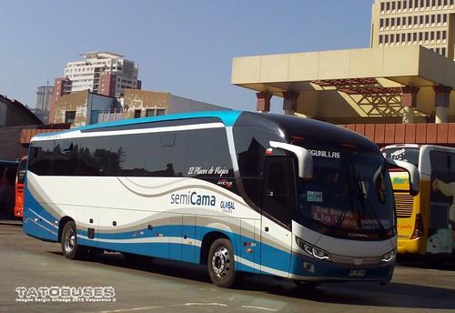 ← Buses Pullman Bus Lago Peñuela ©→