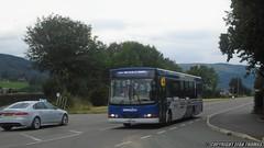 Llew Jones Wrightbus VDL Commander YJ56 JXX - A470 near Llanrwst (Efan Thomas Bus Spotting Photography) Tags: llew jones wrightbus vdl sb200 commander yj56jxx