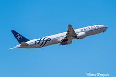"[ORY] Air-France ""Skyteam"" Boeing 777-328ER _ F-GZNN (thibou1) Tags: thierrybourgain ory lfpo orly spotting aircraft airplane nikon d810 tamron skyteamlivery airfrance boeing boeing777 b773 b777300er fgznn"