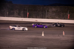 EP0A0028 (swindell.photography) Tags: drift teamvibes swingsetllc swingset drifting driftmissle team tandem 240sx e46 350z e30 bmw nissan is300 lexus s15 s14 schassis gt86 genesis stancenation rocketbunny skyline subaru ae86 silvia s13 sac sniffsautoclub battlegang toyota mustang ford