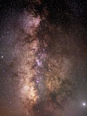 Just Milky (joaquinain) Tags: milkyway víaláctea nerpio albacete astrofotografía astrophotography longexposures largaexposición stars estrellas startracker olympus omd em12 zuiko