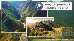Choquequirao to Machu Picchu 8 D/ 7N‼️  On this tour we will pass through the ruins of Pinchiunuyoj with magnificent Inca terraces. The habitat changes are very spectacular, you can observe a lot of flora and fauna, different varieties of orchids (Peru adventure trek) Tags: pat adventures peru cusco choquequirao peruadventuretrek travel machupicchu