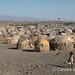 Turkana village