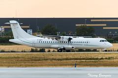 [ORY] Aero4M ATR 72-600 _ F-HIPY (thibou1) Tags: thierrybourgain ory lfpo orly spotting aircraft airplane nikon d810 tamron sigma aero4m regourdaviation atr atr72600 fhipy takeoff aurillac
