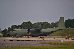 BZN C-130J (Gerry Rudman) Tags: lockheed c130j raf brize norton oxfordshire bzn