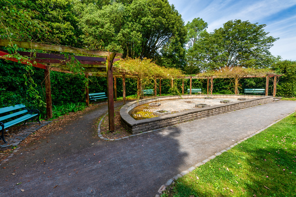 THE CLOCKTOWER GARDENS [ST. ANNE'S PARK IN RAHENY]-154797