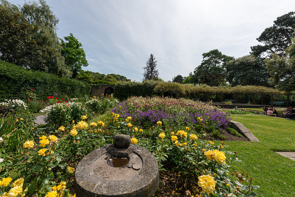 THE CLOCKTOWER GARDENS [ST. ANNE'S PARK IN RAHENY]-154802