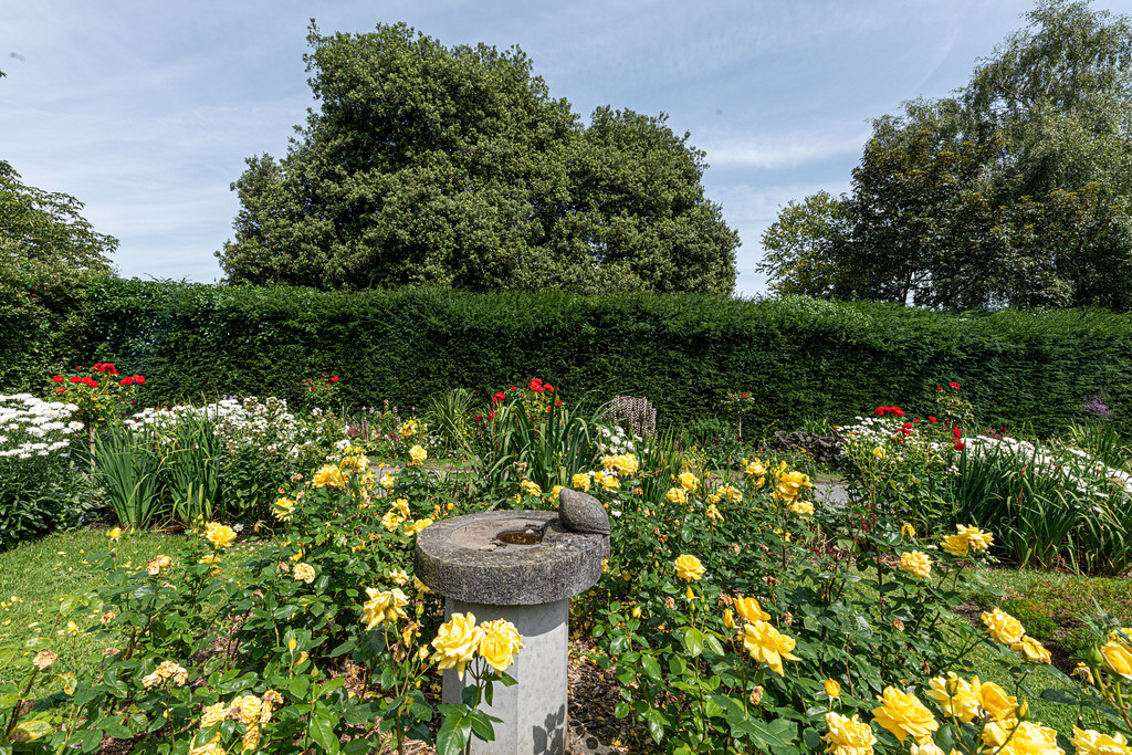 THE CLOCKTOWER GARDENS [ST. ANNE'S PARK IN RAHENY]-154801
